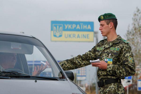 Пересечь границу украины туда обратно