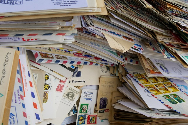 Как отправить заказное письмо в Украину Почтой России